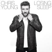 Chris Young - Losing Sleep artwork