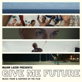 Various Artists - Major Lazer Presents: Give Me Future (Music From & Inspired by the Film) artwork