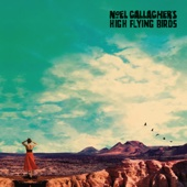 Noel Gallagher's High Flying Birds - Holy Mountain artwork