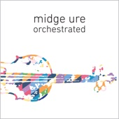 Midge Ure - Breathe (Orchestrated) artwork