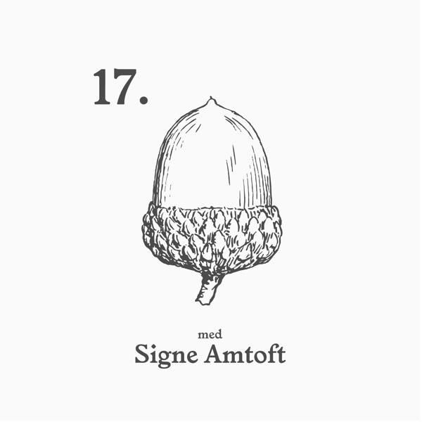 17 med Signe Amtoft