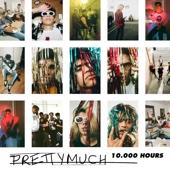 PRETTYMUCH - 10,000 Hours artwork
