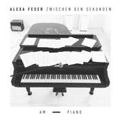 Alexa Feser - Zwischen den Sekunden - Am Piano Grafik