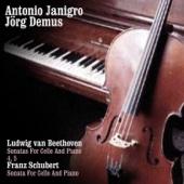 Ludwig van Beethoven: Sonatas For Cello And Piano 4 And 5 / Franz Schubert: Sonata For Cello And Piano