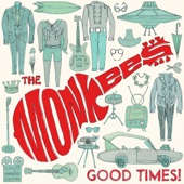 Good Times! - The Monkees Cover Art