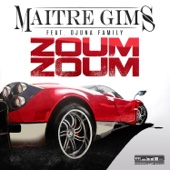 Ma�tre Gims - Zoum Zoum (feat. Djuna Family) illustration