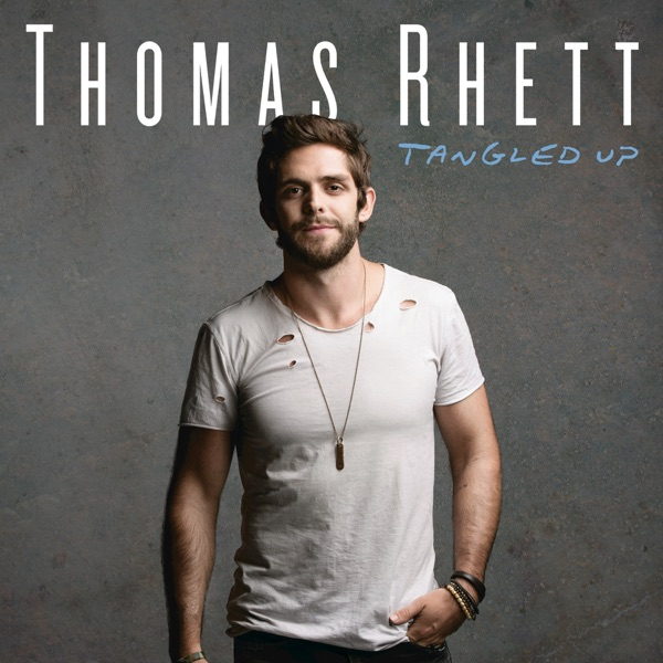 Tangled Up Thomas Rhett CD cover