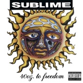 40oz. To Freedom - Sublime Cover Art