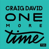 One More Time - Single cover art