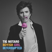 Cover to Tig Notaro's Boyish Girl Interrupted