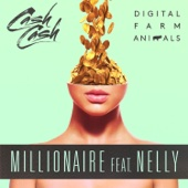 Digital Farm Animals & Cash Cash - Millionaire (feat. Nelly) artwork