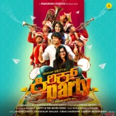B Ajaneesh Loknath - Kirik Party (Original Motion Picture Soundtrack) - EP artwork