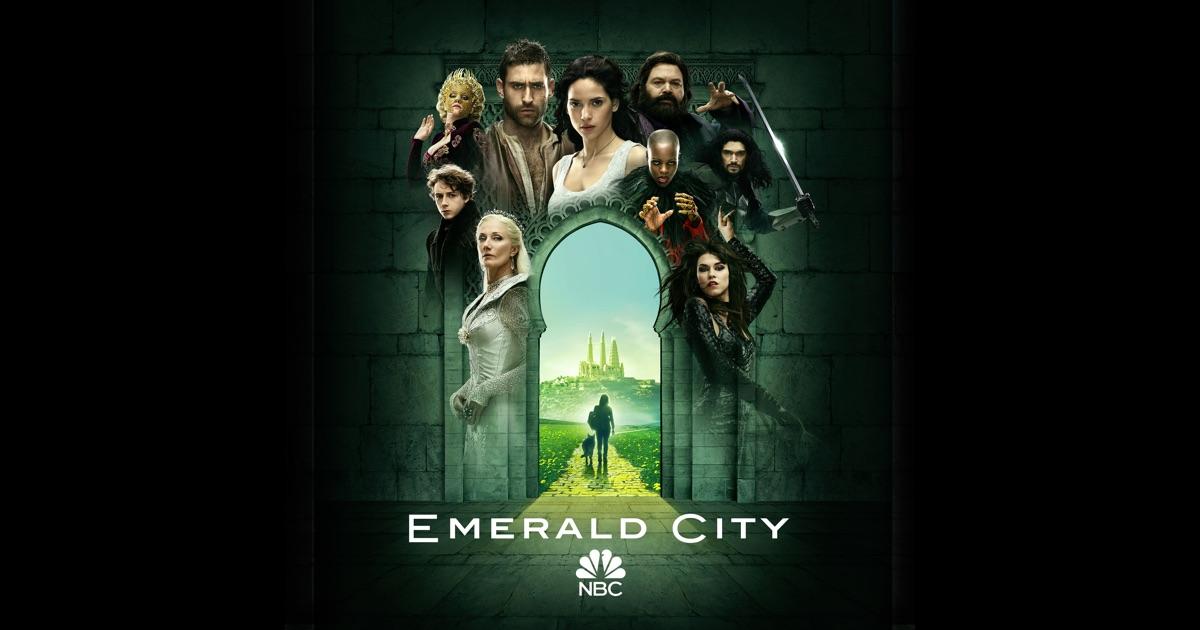 Emerald city season 1 on itunes for Emerald city nickname
