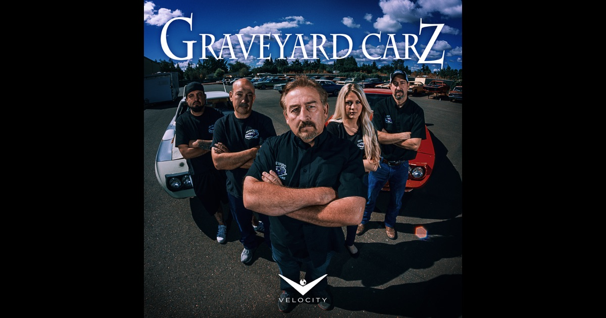 graveyard carz season 6 on itunes. Black Bedroom Furniture Sets. Home Design Ideas