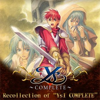 "Recollection of ""Ys1 COMPLETE"" – Falcom Sound Team jdk"