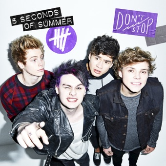 Don't Stop (B-Sides) – EP – 5 Seconds of Summer