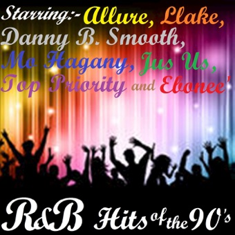 R&B Hits of the 90's, Vol. 2 – Various Artists