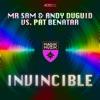 Invincible - Single, Mr Sam & Andy Duguid Vs. Pat Benatar