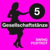 Gesellschaftstänze. Swing Foxtrot (Volume 5), Black and White Orchestra