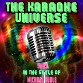 Sway (Karaoke Version) [In the Style of Michael Buble]