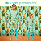 Stromae - Papaoutai kunstwerk