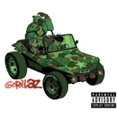 Clint Eastwood - Gorillaz Cover Art