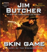 Jim Butcher - Skin Game: A Novel of the Dresden Files, Book 15 (Unabridged)  artwork