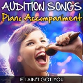 If I Ain't Got You ('Alicia Keys' Piano Accompaniment) [Professional Karaoke Backing Track]