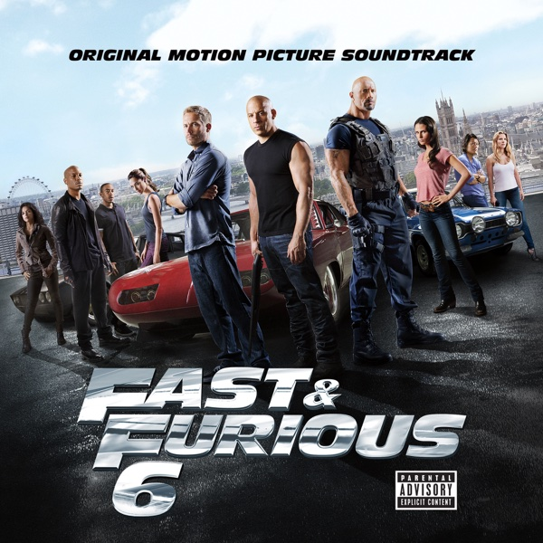 fast furious 6 album cover by various artists. Black Bedroom Furniture Sets. Home Design Ideas