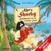 Käpt'n Sharky Schiffbruch vor de einsame Insle