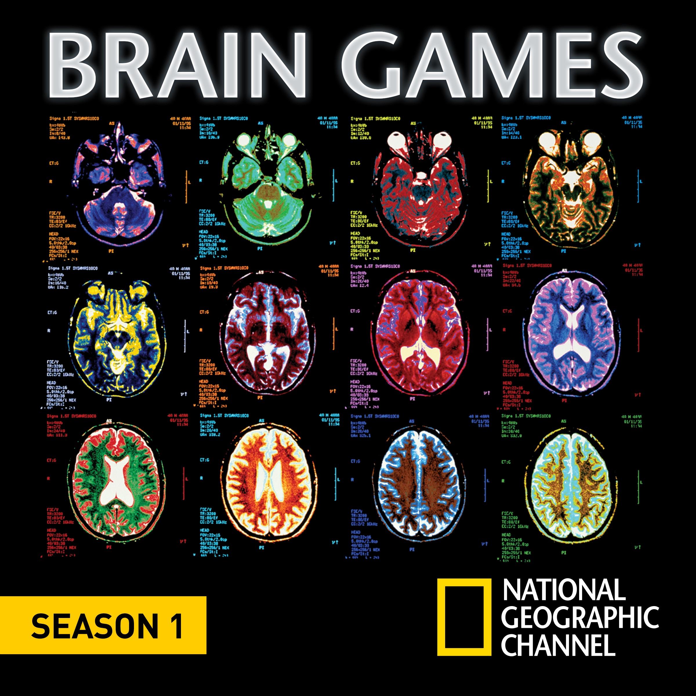 Watch Brain Games Episodes Online | Season 8 (2020) | TV Guide