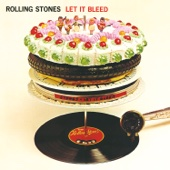 The Rolling Stones - Let It Bleed artwork