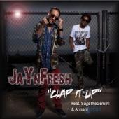 Clap It Up (feat. Sage the Gemini & Armani Depaul) [Radio Version] - Single