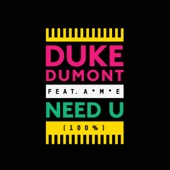 Need U (100%) [feat. A*M*E] [Remixes]- EP