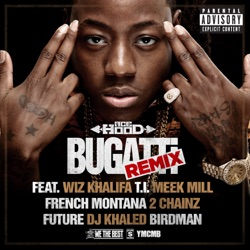 View album Bugatti (Remix) [feat. Wiz Khalifa, T.I., Meek Mill, French Montana, 2 Chainz, Future, DJ Khaled & Birdman] - Single