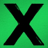 Ed Sheeran - x artwork
