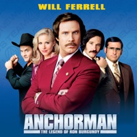 Anchorman: The Legend of Ron Burgundy - Official Soundtrack
