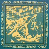 Express Yourself Remix EP cover art