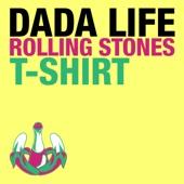 Rolling Stones T-Shirt - Single cover art