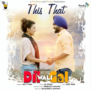 Chord Guitar and Lyrics DIL WALI GAL – This That