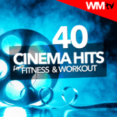 40 Cinema Hits For Fitness & Workout (Unmixed Compilation for Fitness & Workout 125 - 175 Bpm - Ideal for Running, Jogging, Step, Aerobic, CrossFit, Cardio Dance, Gym, Spinning, HIIT, Motivational - 32 Count - Best Movie Remixed Soundtracks)