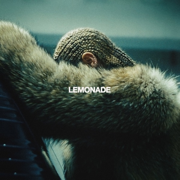 Lemonade Beyoncé CD cover