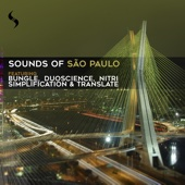 Sounds of Sao Paulo - EP cover art