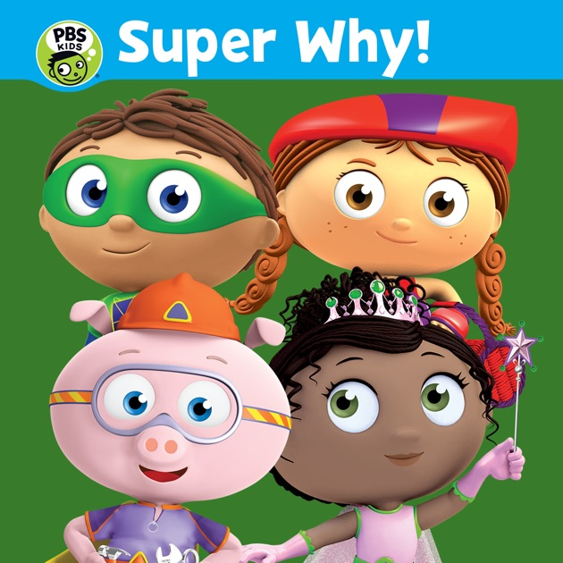 It's just a picture of Accomplished Super Why Images