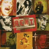 Rent (Original Broadway Cast Recording) - Various Artists Cover Art