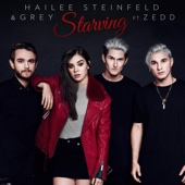Download Lagu MP3 Hailee Steinfeld & Grey - Starving (feat. Zedd)