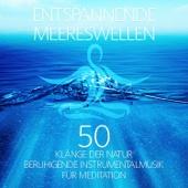 Entspannende Meereswellen: 50 Klänge der Natur & Beruhigende Instrumentalmusik für Meditation, Yoga, Innerer Frieden, Entspannungsmusik für Einschlafhilfe - Stressfrei