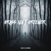 Grass Ain't Greener - Chris Brown Cover Art