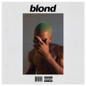 Blonde - Frank Ocean Cover Art
