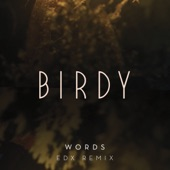 Words (EDX Remix) - Single